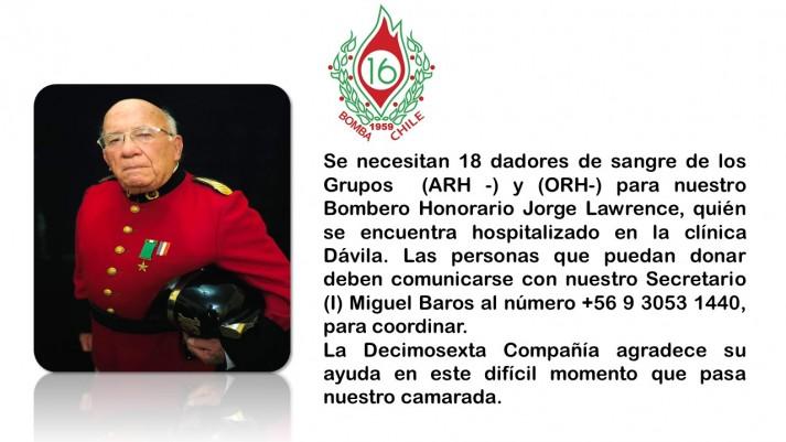 Jorge Lawrence